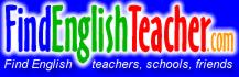FindEnglishTeacher.com - Find English speaking teachers, friends, tutors, study partners!